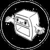KIT-CARTON. Le meuble carton en kit. Logo